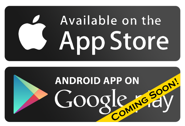 IOS and Android apps coming soon!