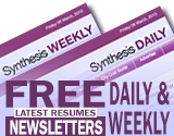 Free resume newsletters