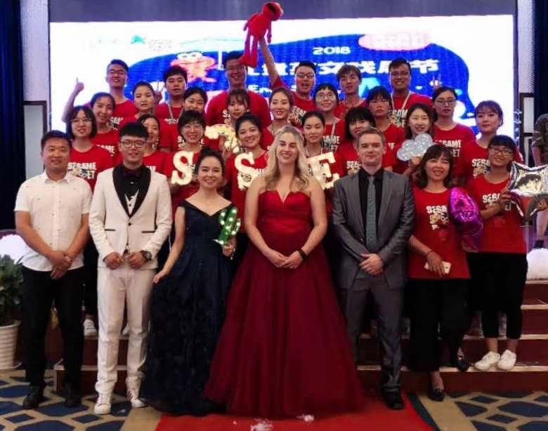 ESL Teachers And Kindergarten Teachers Xian China