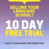 Selling your Language School? 20-Day Free Trial