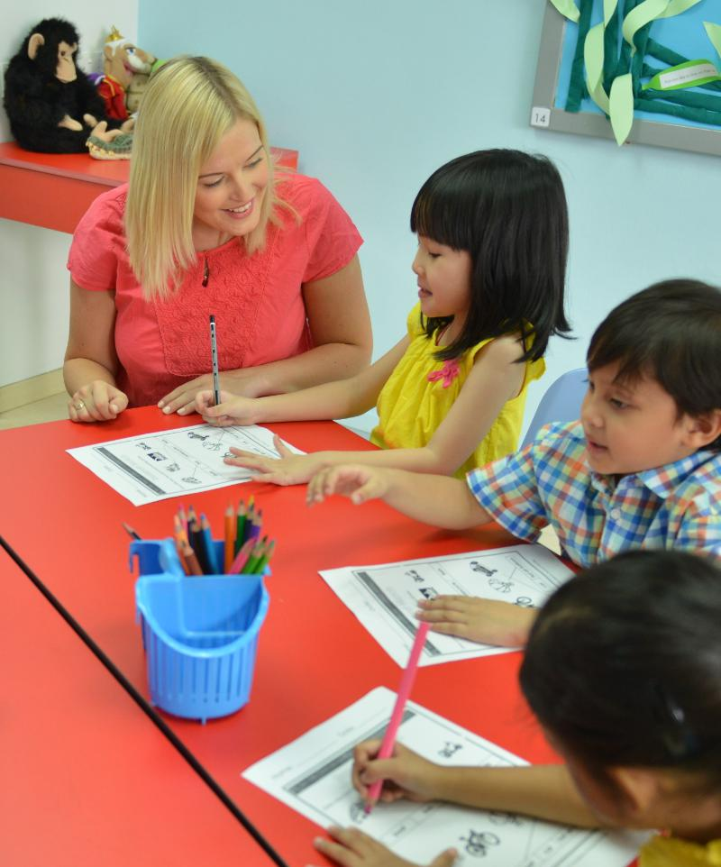 Teacher Of English To Young Learners