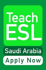 Teach ESL Saudi Arabia - Apply Now.